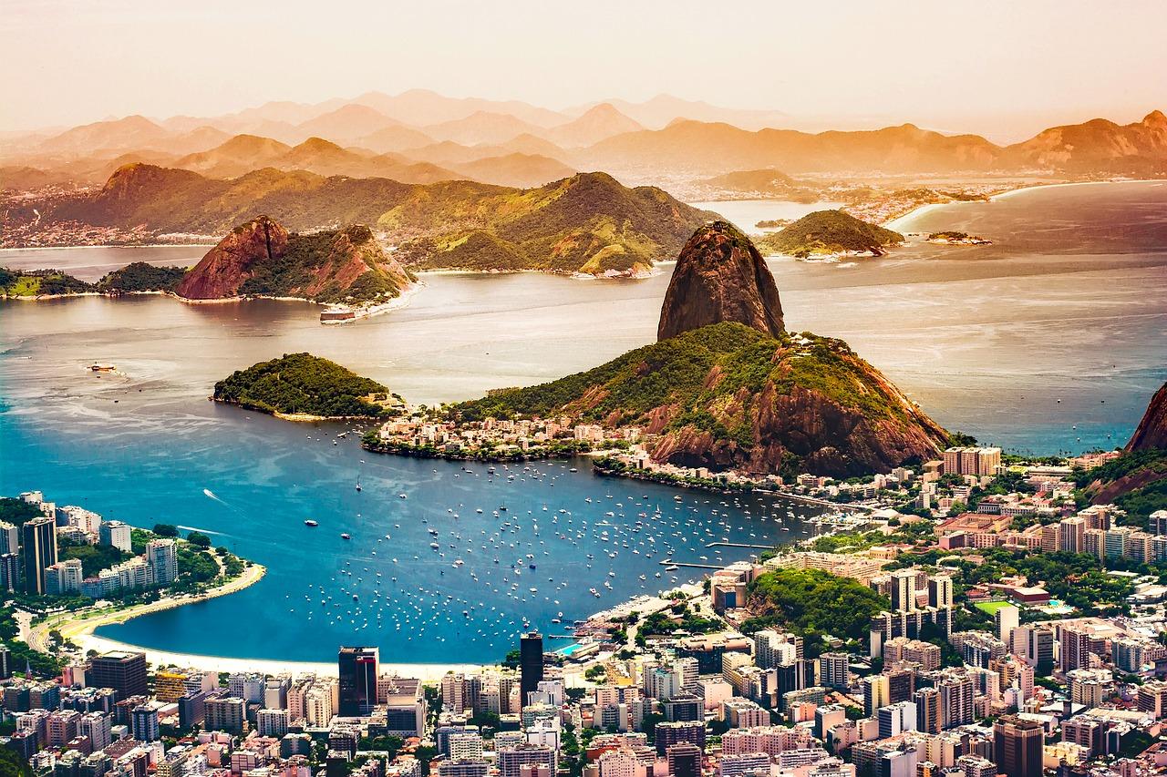 Business Class flights to Rio de Janeiro