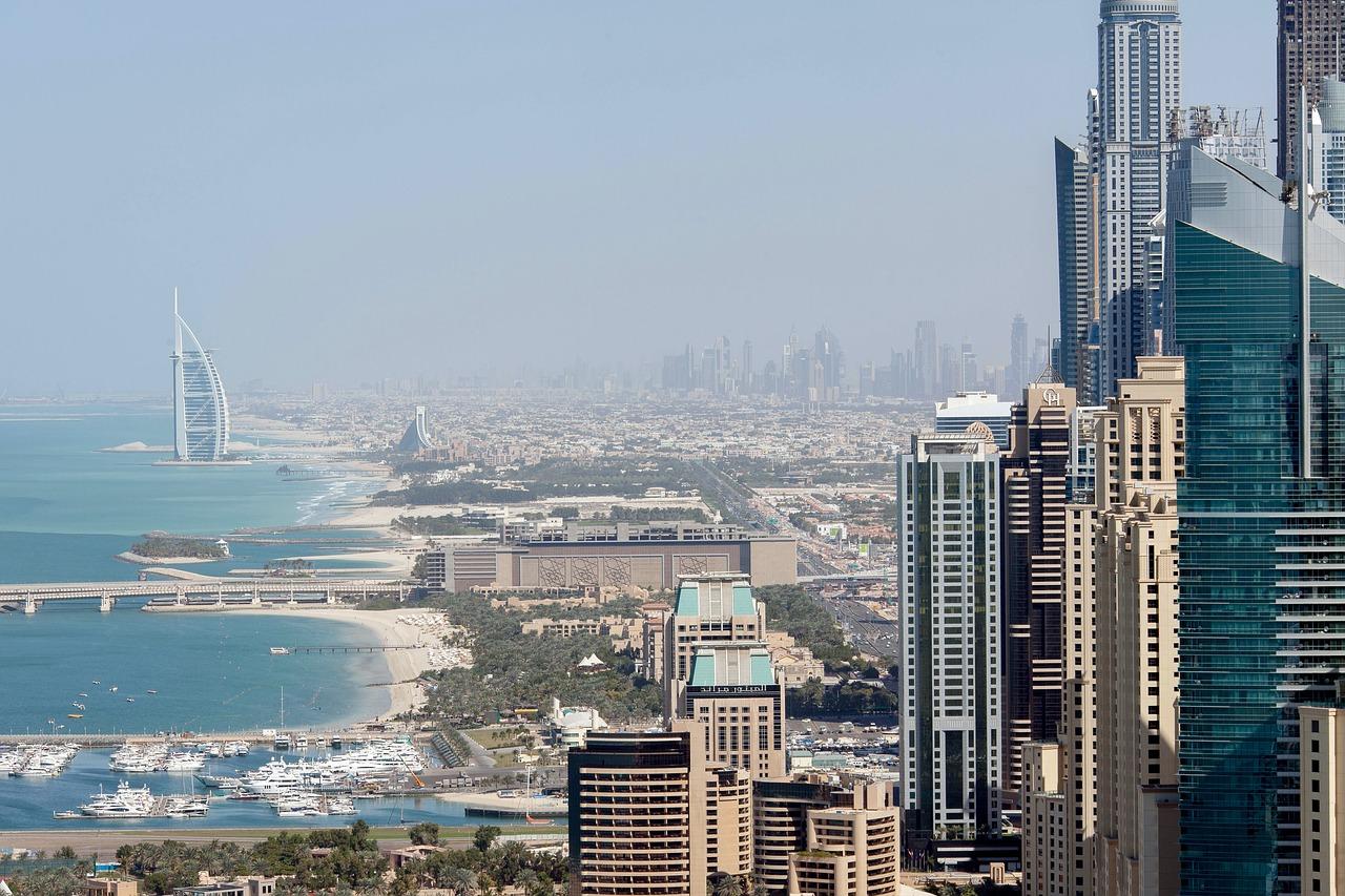 Business Cass flights to Dubai