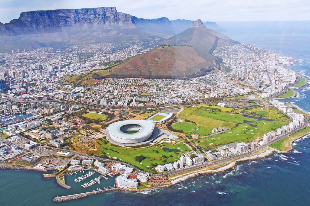 Business Class Flights to Cape Town