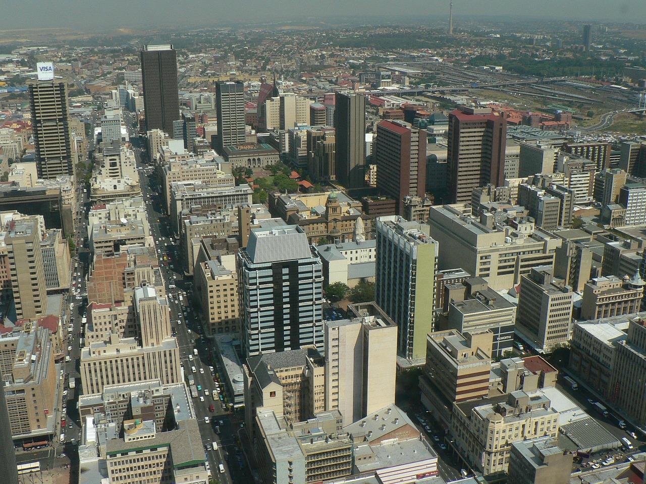 Business Class Flights to Johannesburg