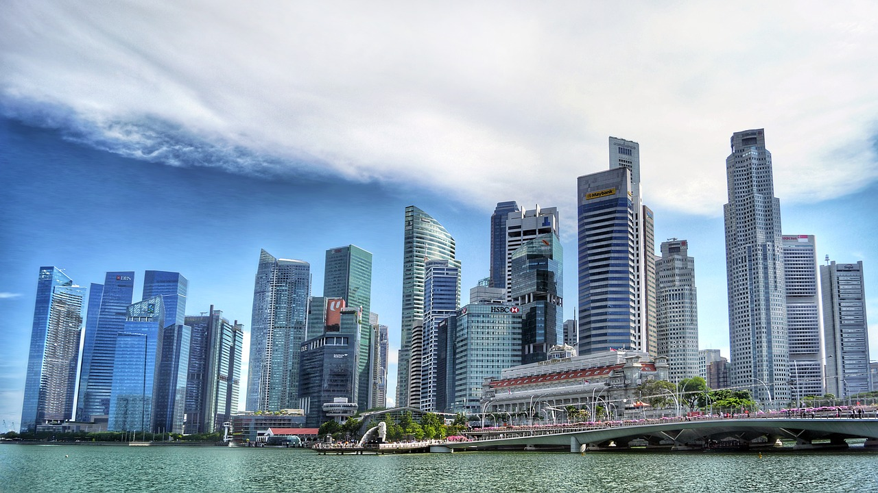 Business Class Flights to Singapore