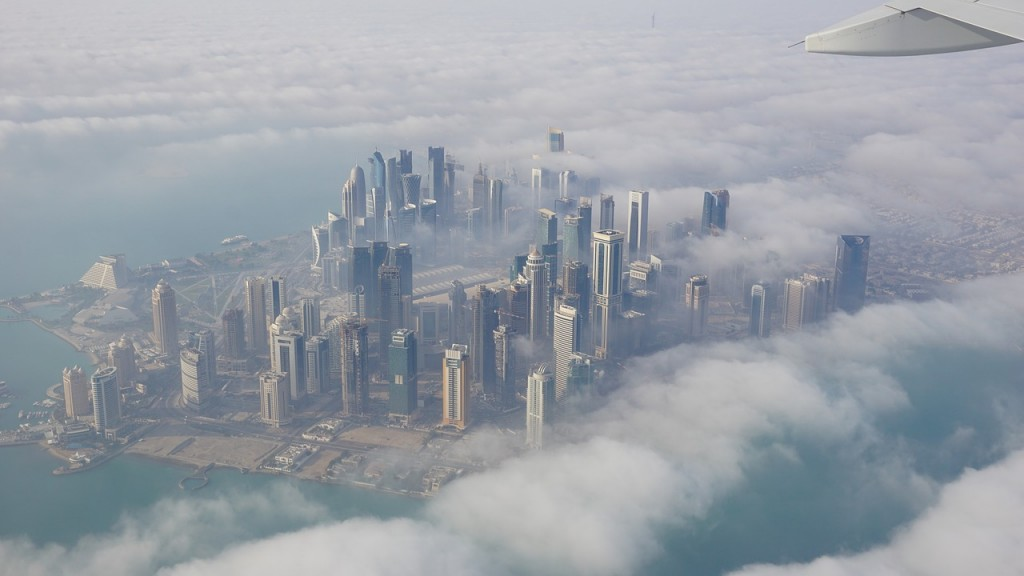 Business Class flights to Doha