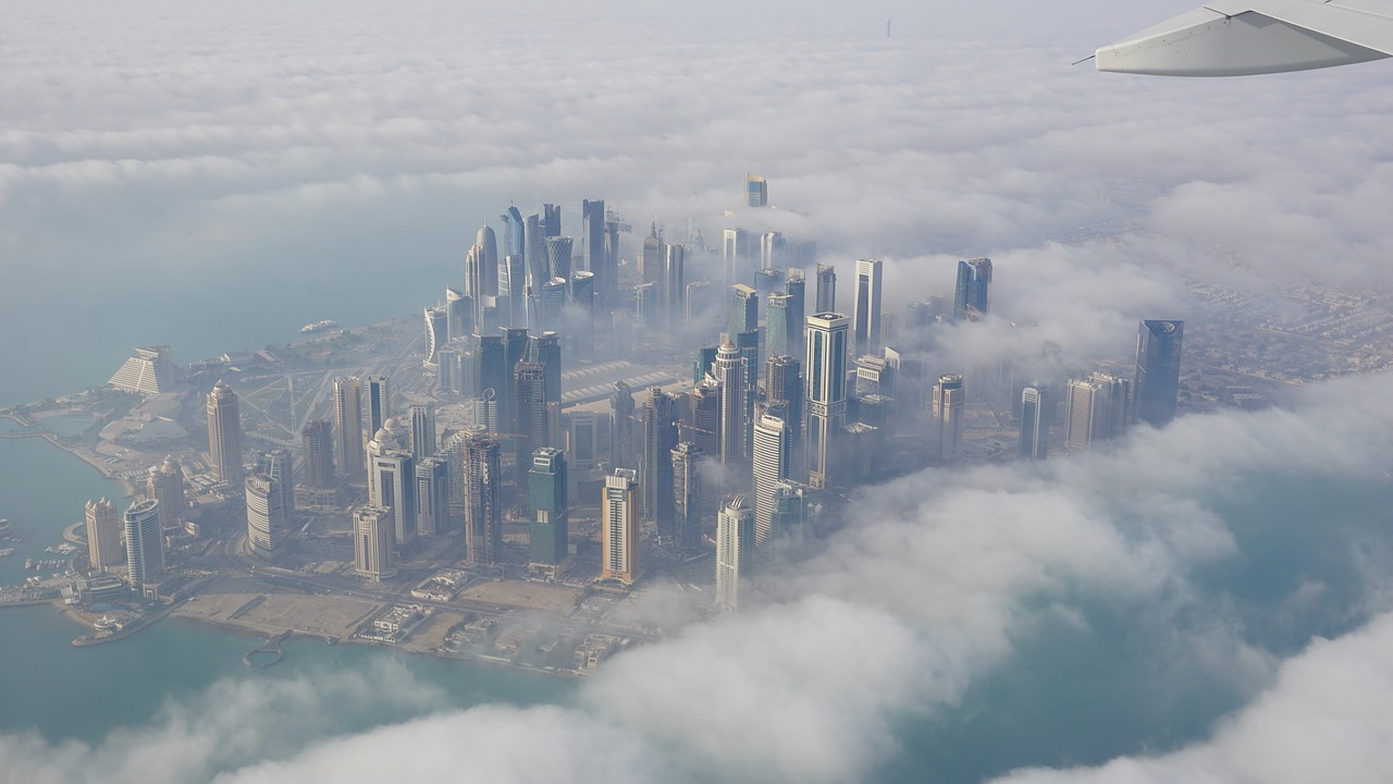 Business Class flights to Doha