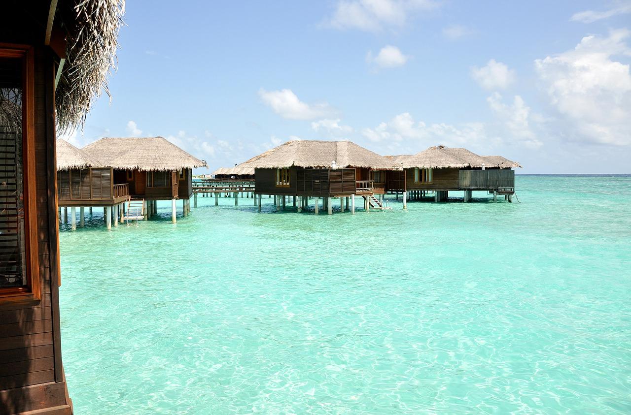Business Class flights to Maldives
