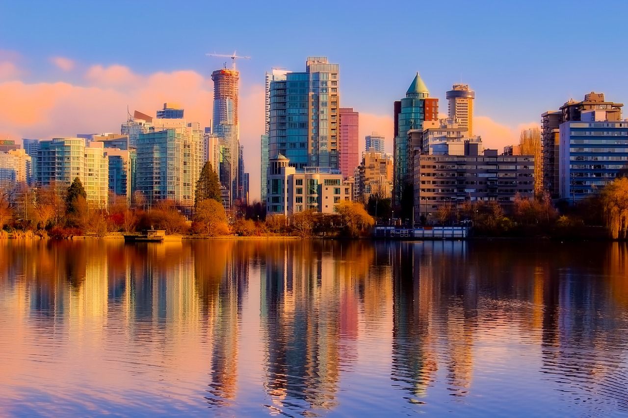 Business Class Flights to Vancouver