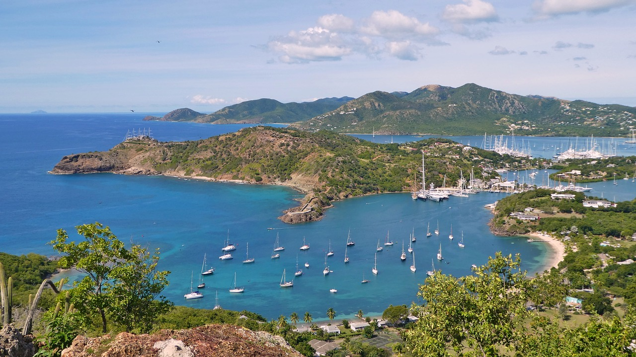 Business Flights to Antigua