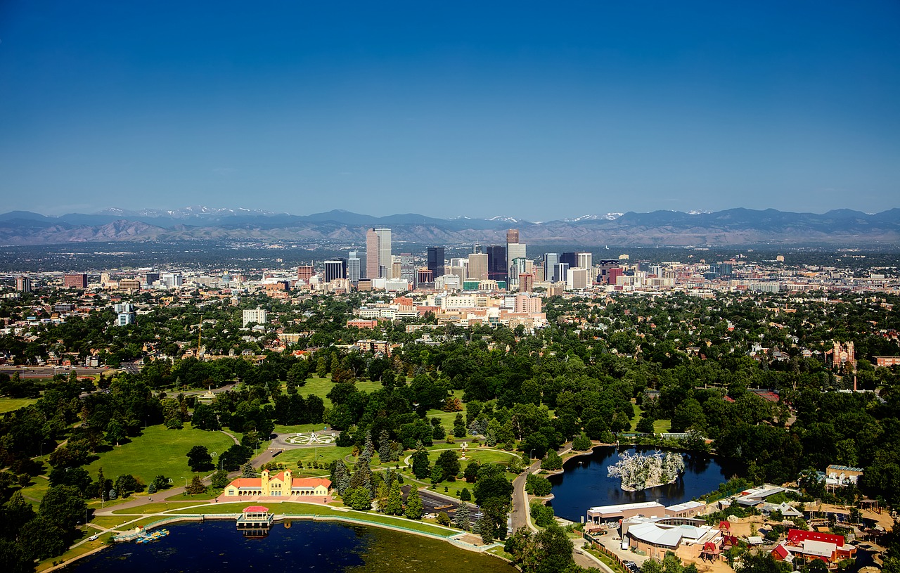 Business Class Flights to Denver