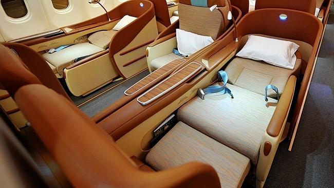 oman air business class seat