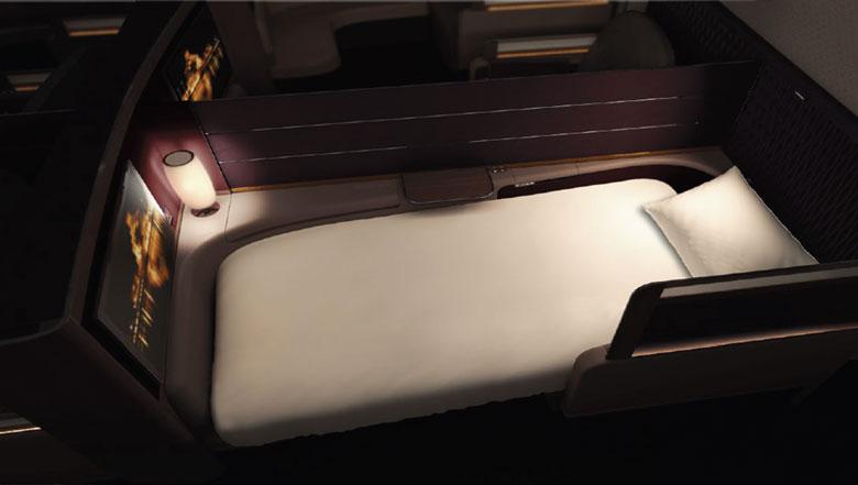 Qatar-A380-first-class-bed