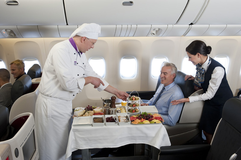 Airline fine dining inflight meals you actually want to eat - Turkish airlines uk office ...