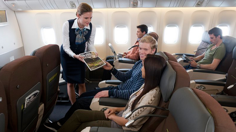 Turkish Airlines Comfort Class