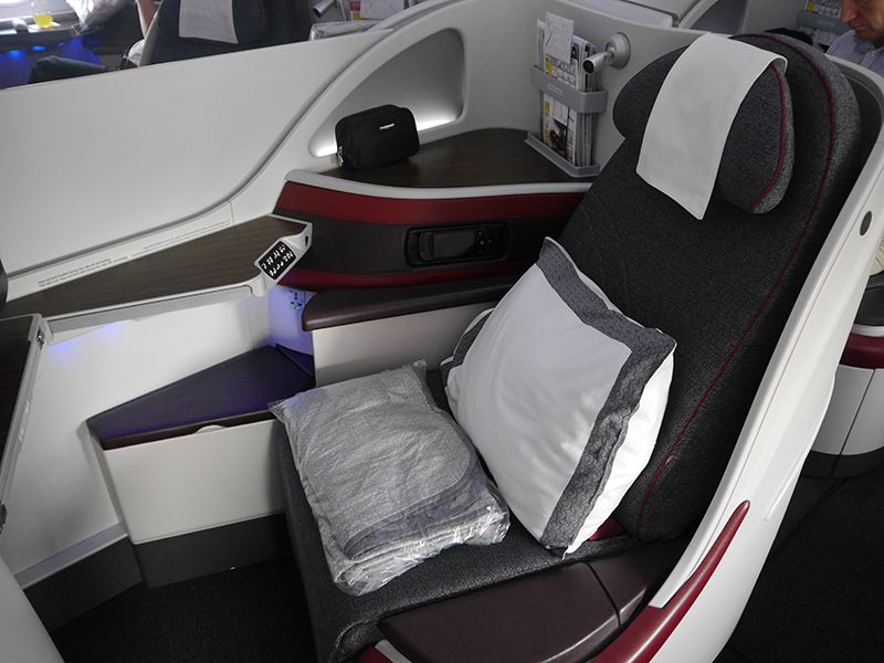 How to get cheap business class flights