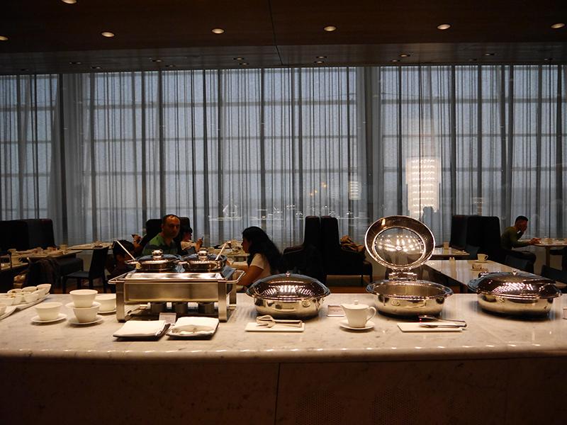 Al Mourjan Dining Area
