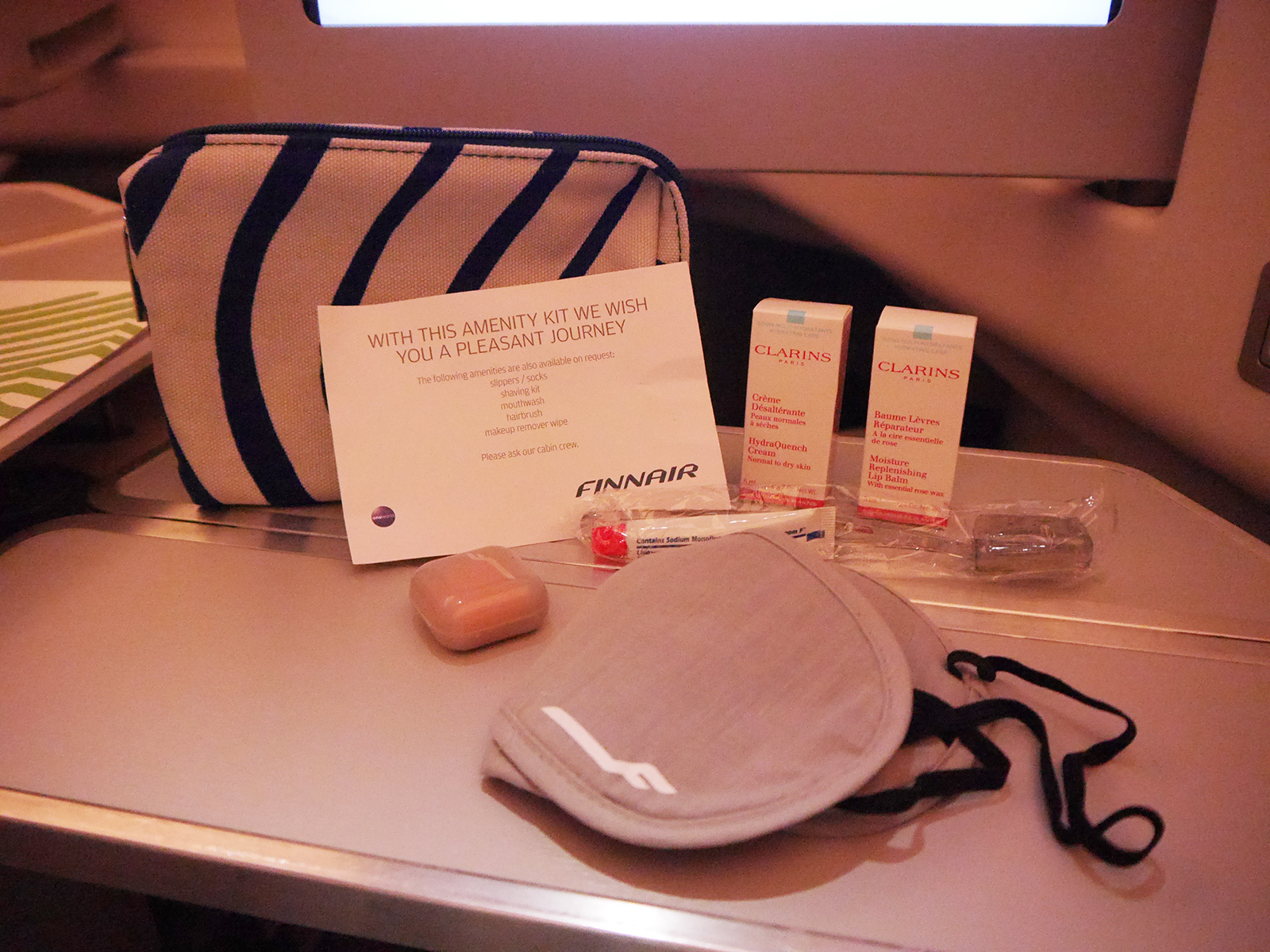 Finnair_Amenity_Kit