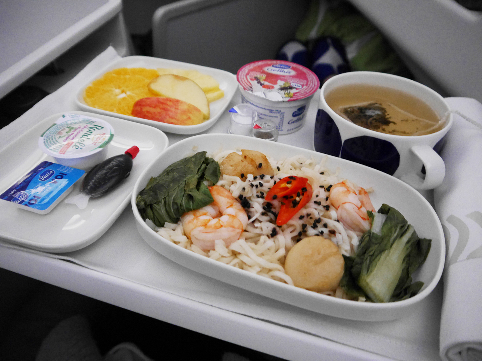 Finnair_Breakfast