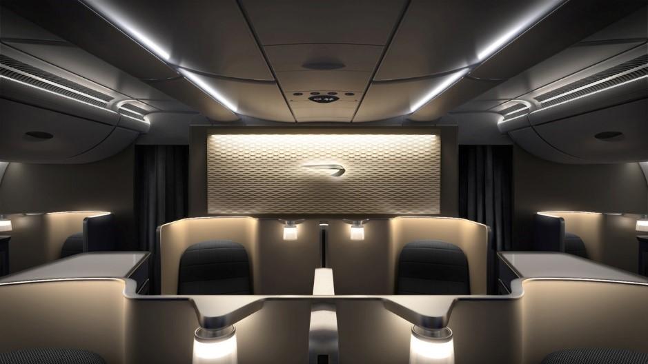BA First Class 3