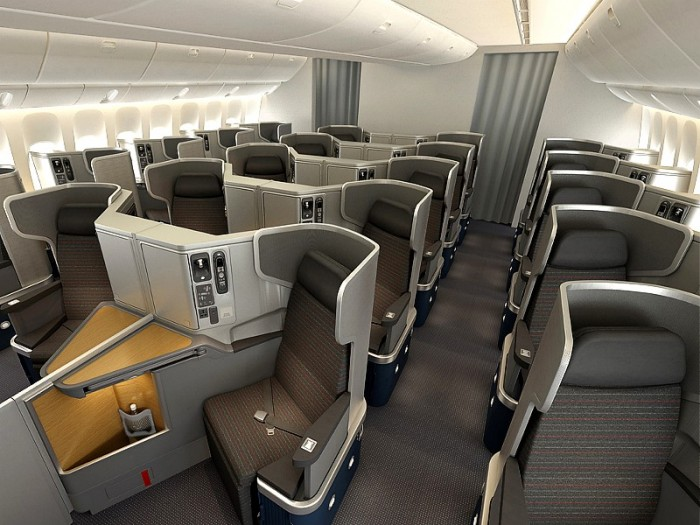 Who Has The Best Business Class London To New York