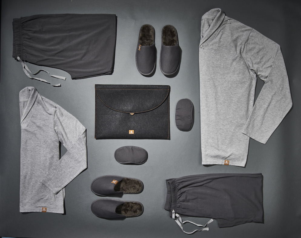 Emirates Sleepwear in First and Business Class