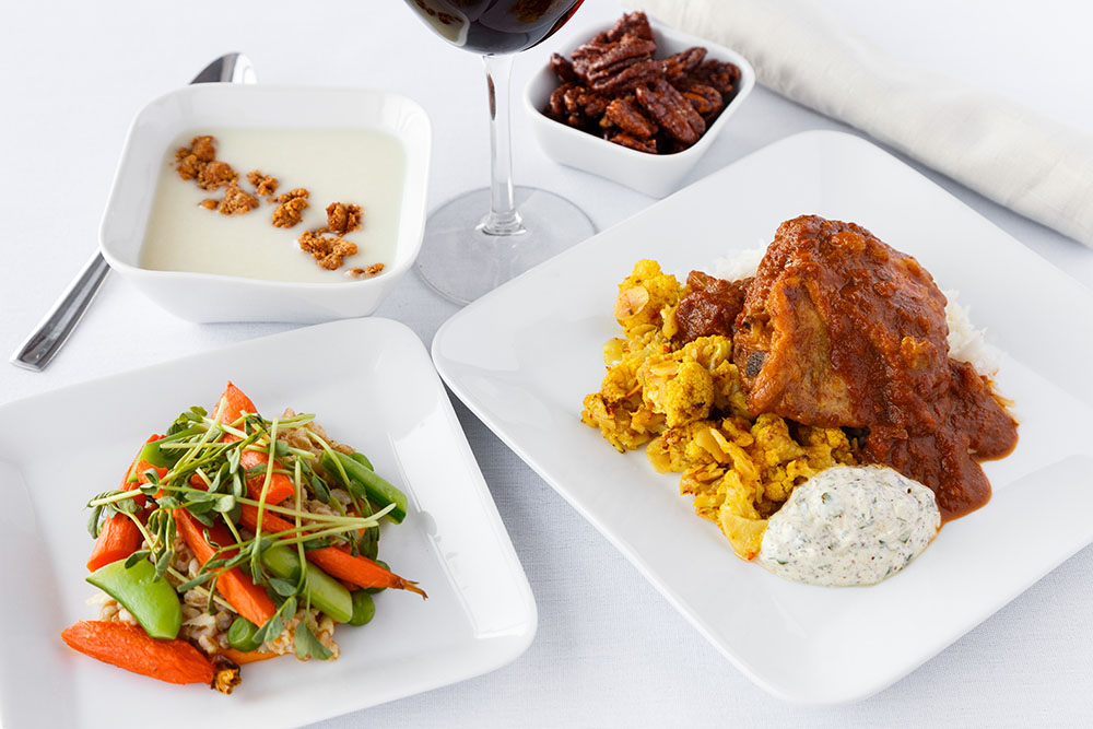 Delta One MoMA Meals