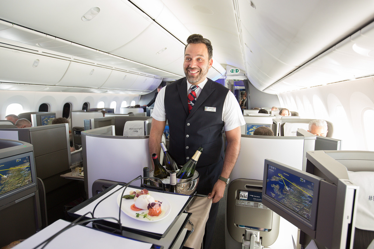 British Airways Club World Investement