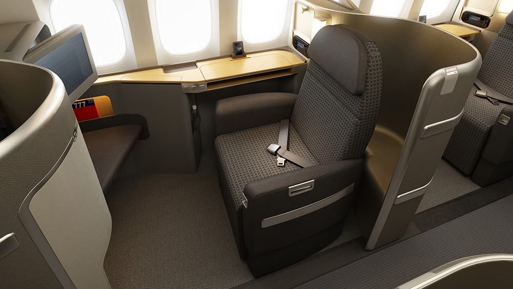 Business Class vs First Class on American Airlines