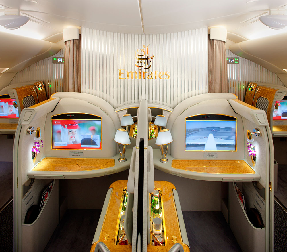 Emirates First Class vs Business Class