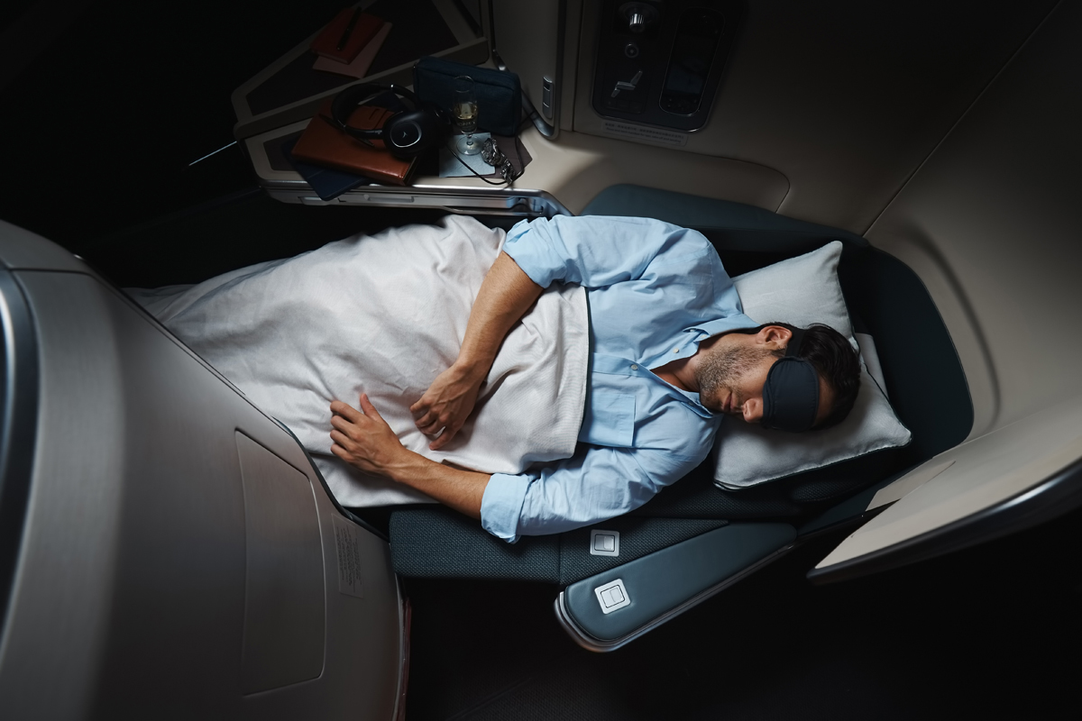 Cathay Pacific Business Class Flights