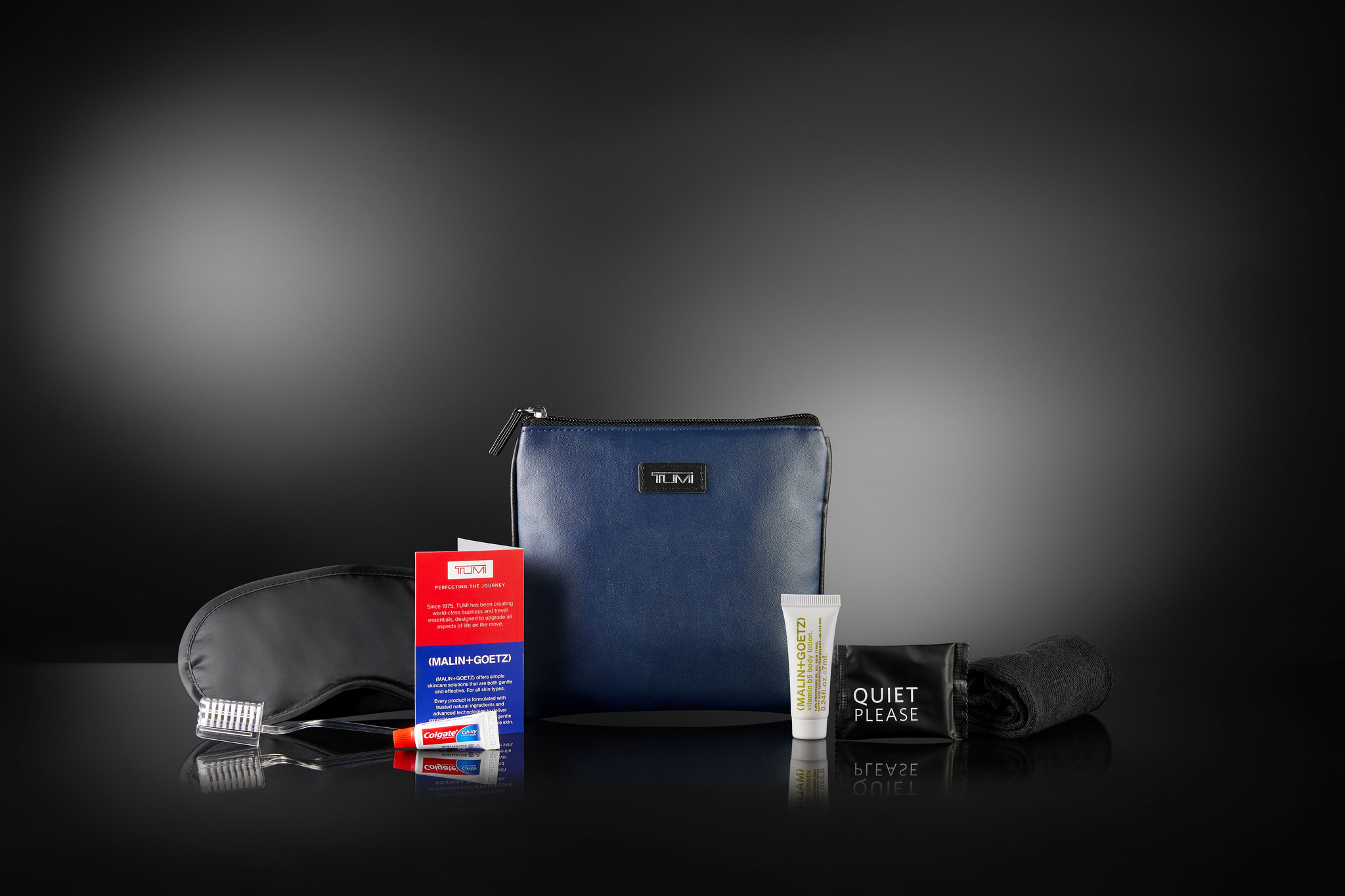 Delta Premium Select Amenity Kit