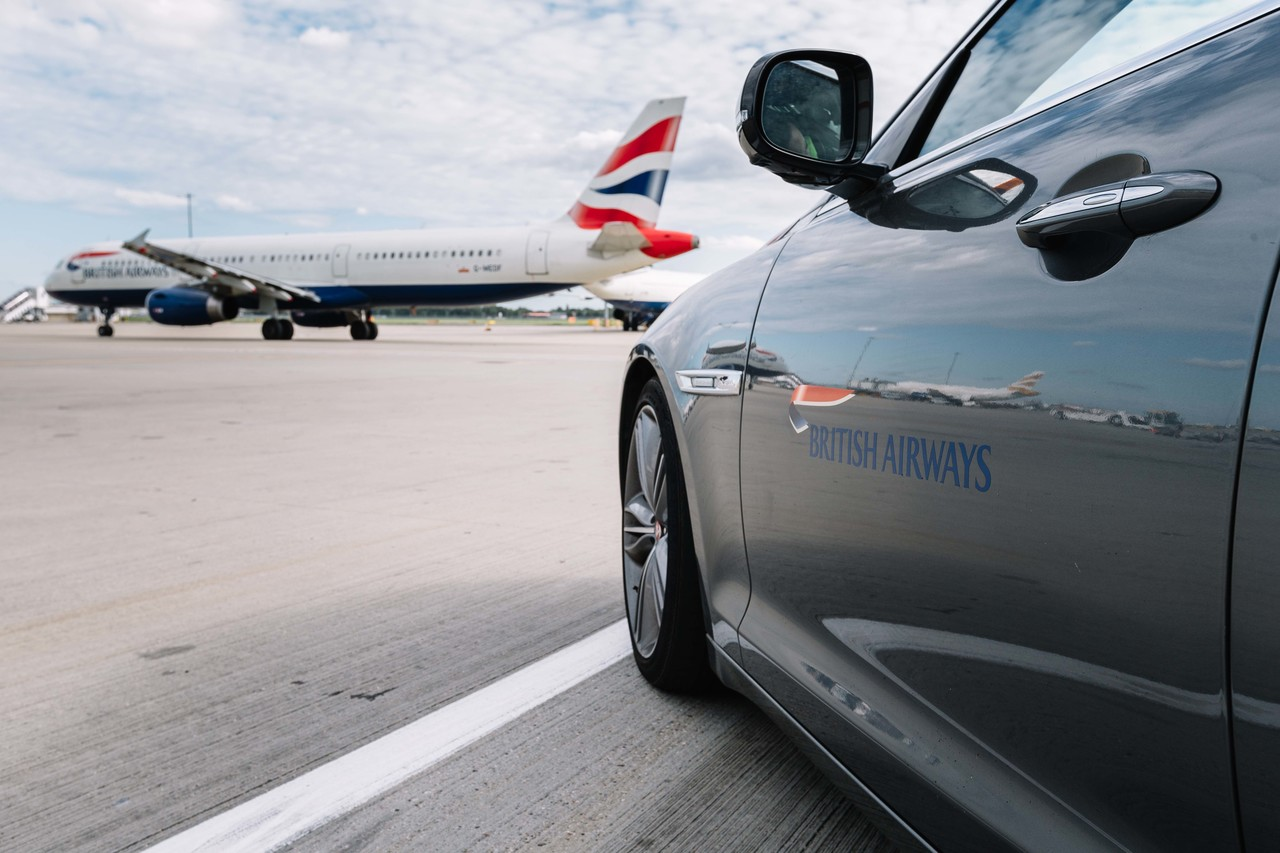 British Airways Premium Transfer Drive