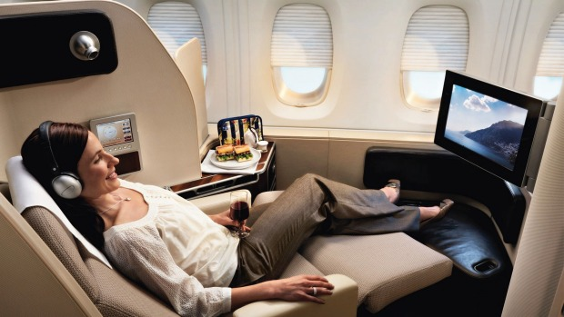 How to get a cheaper business class flight than the person next to you