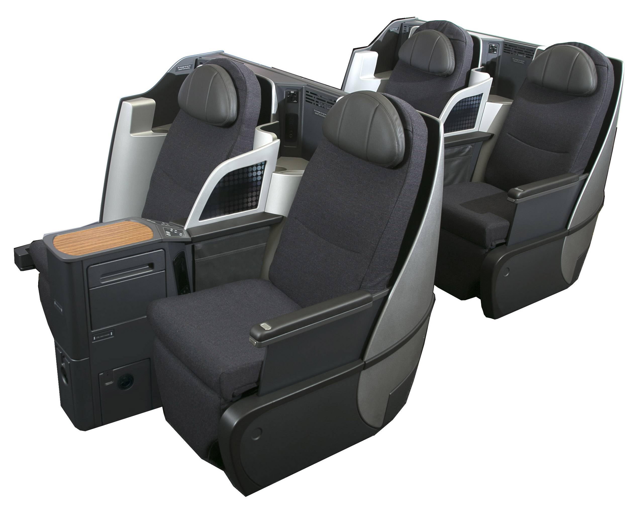 BE Aerospace Diamond Seat
