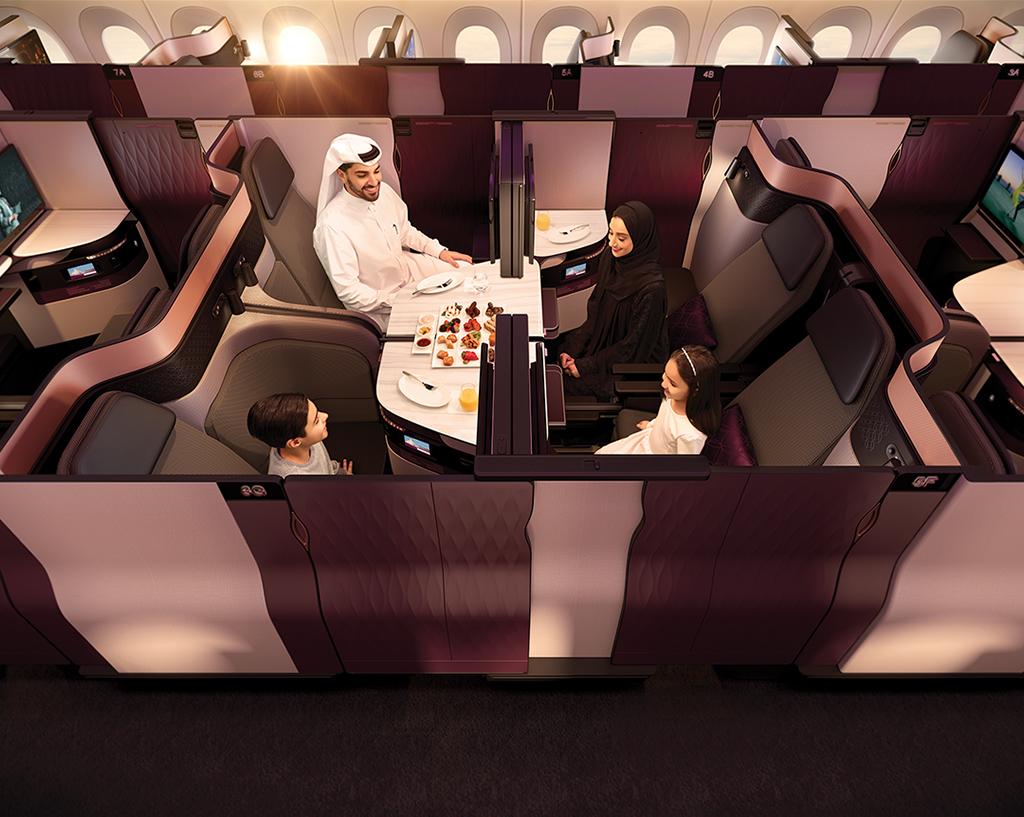 Qatar Airways Apex Awards 2017