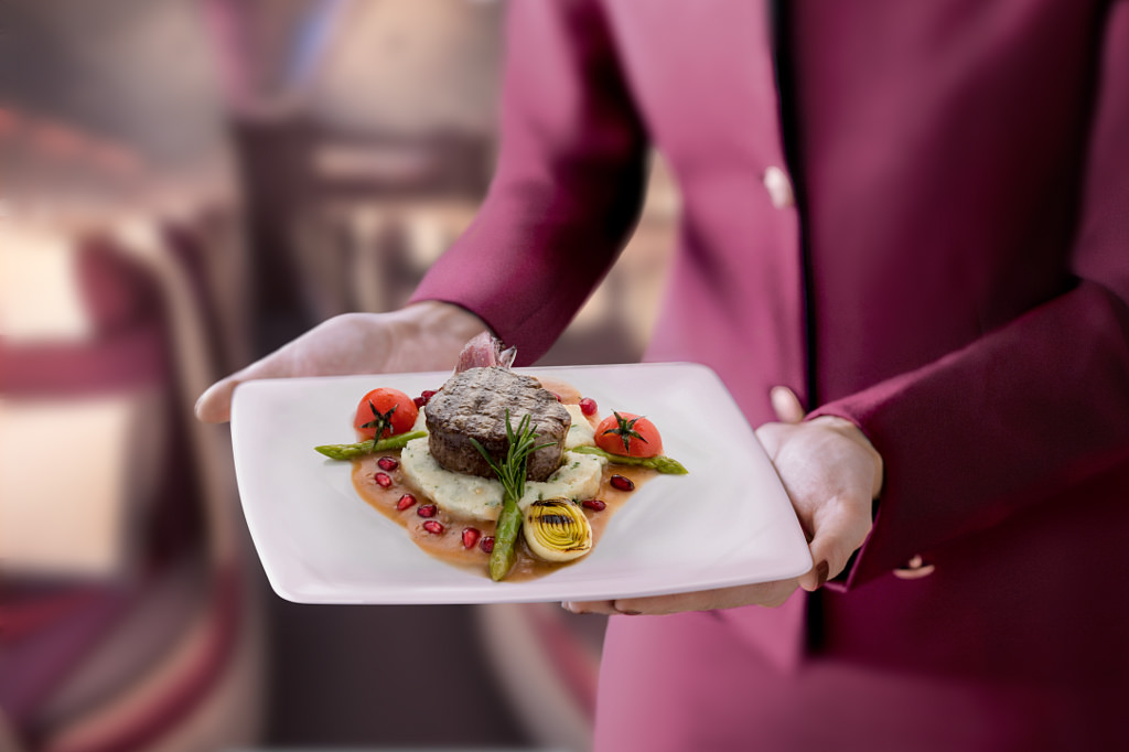 Qatar Airways Extends Pre Select Dining Service