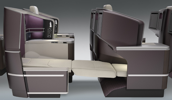 Thomson Vantage XL Seat