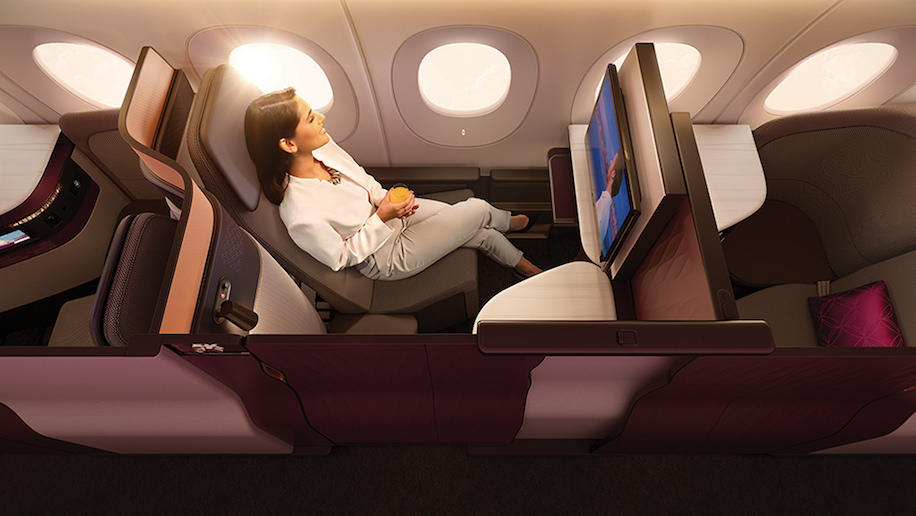 What's the dress code in business class?