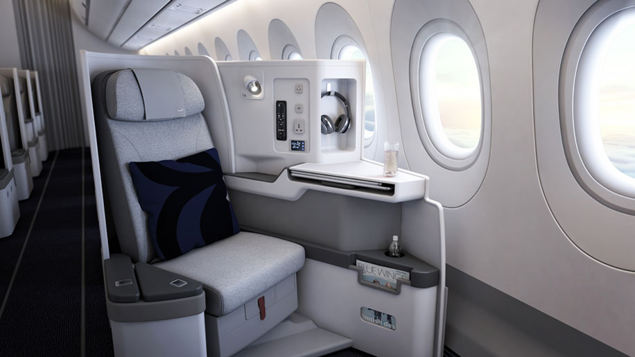 Finnair Business Class - New