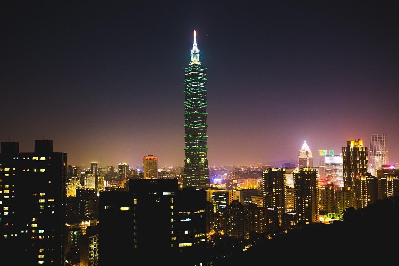Air France flights to Taipei