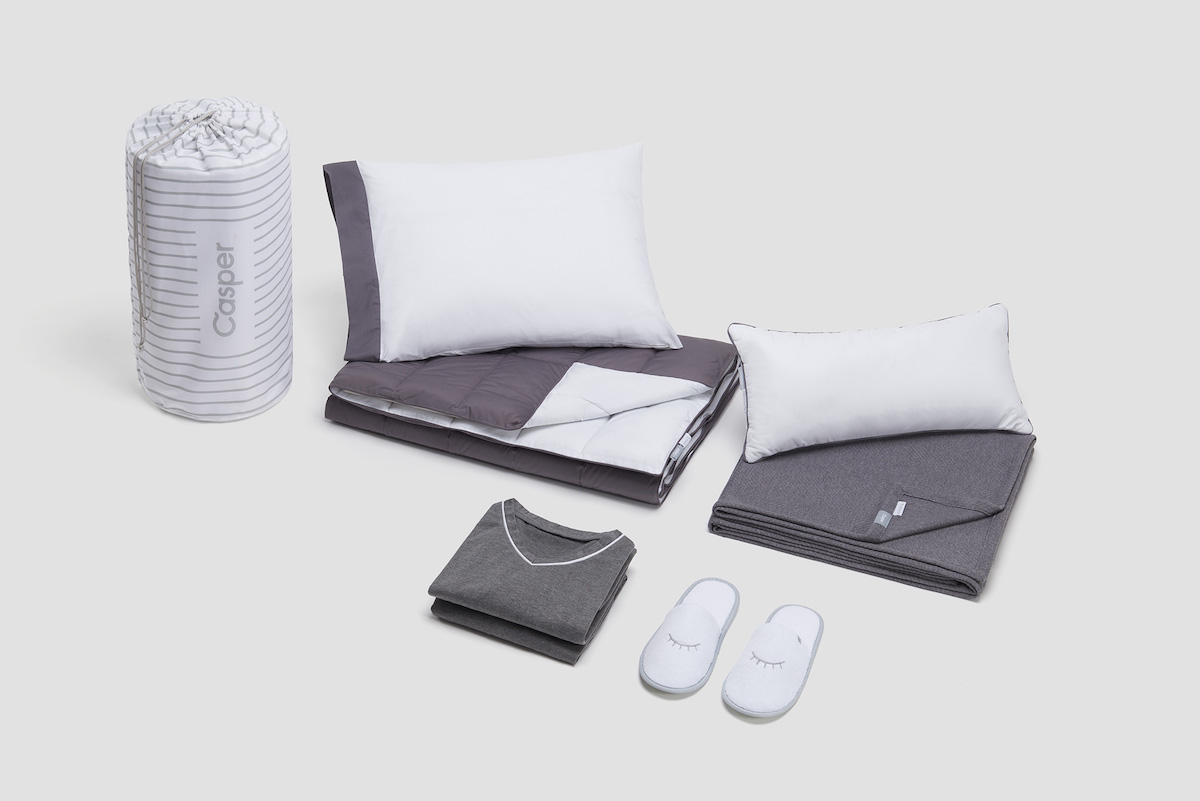 American-Airlines-Casper-Bedding