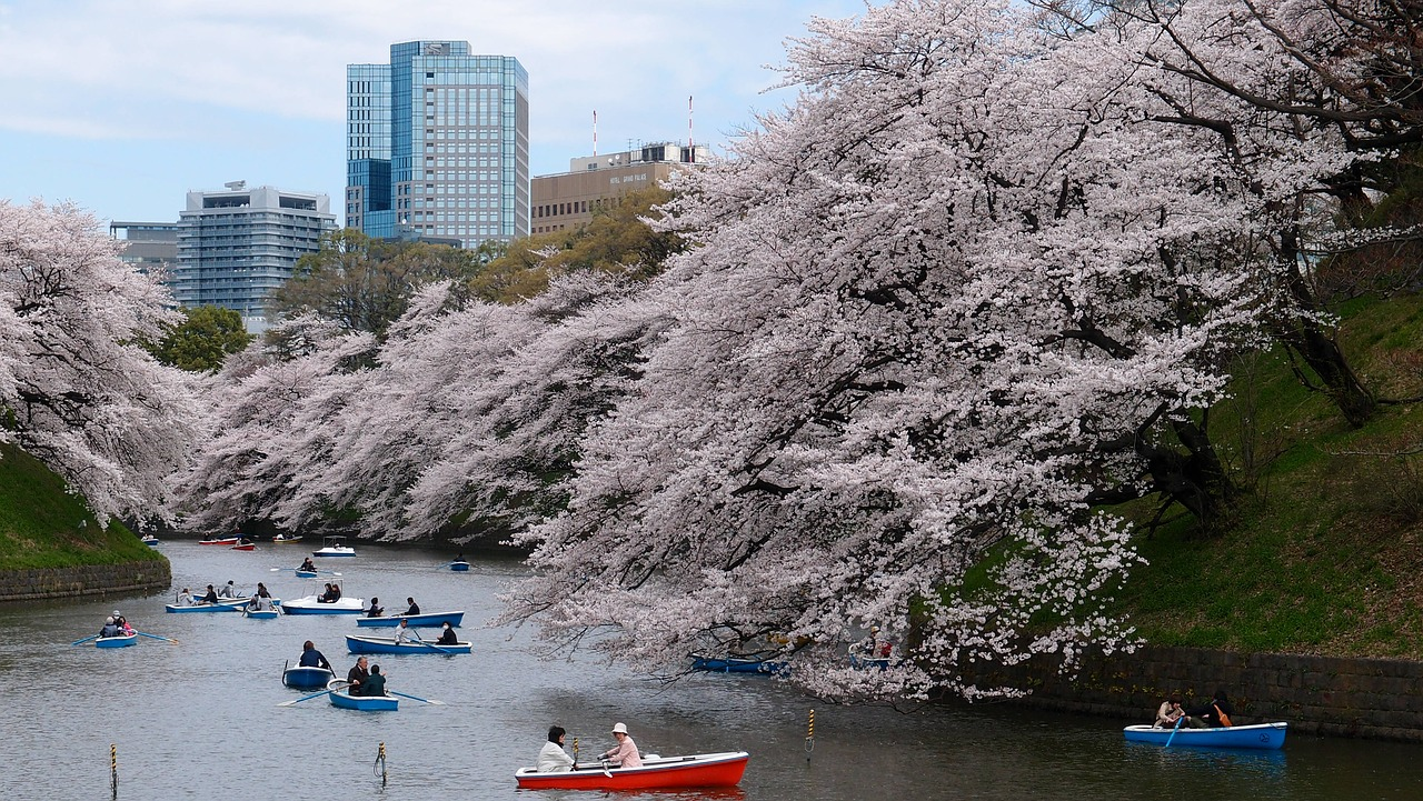 Business Flights to Tokyo from the UK