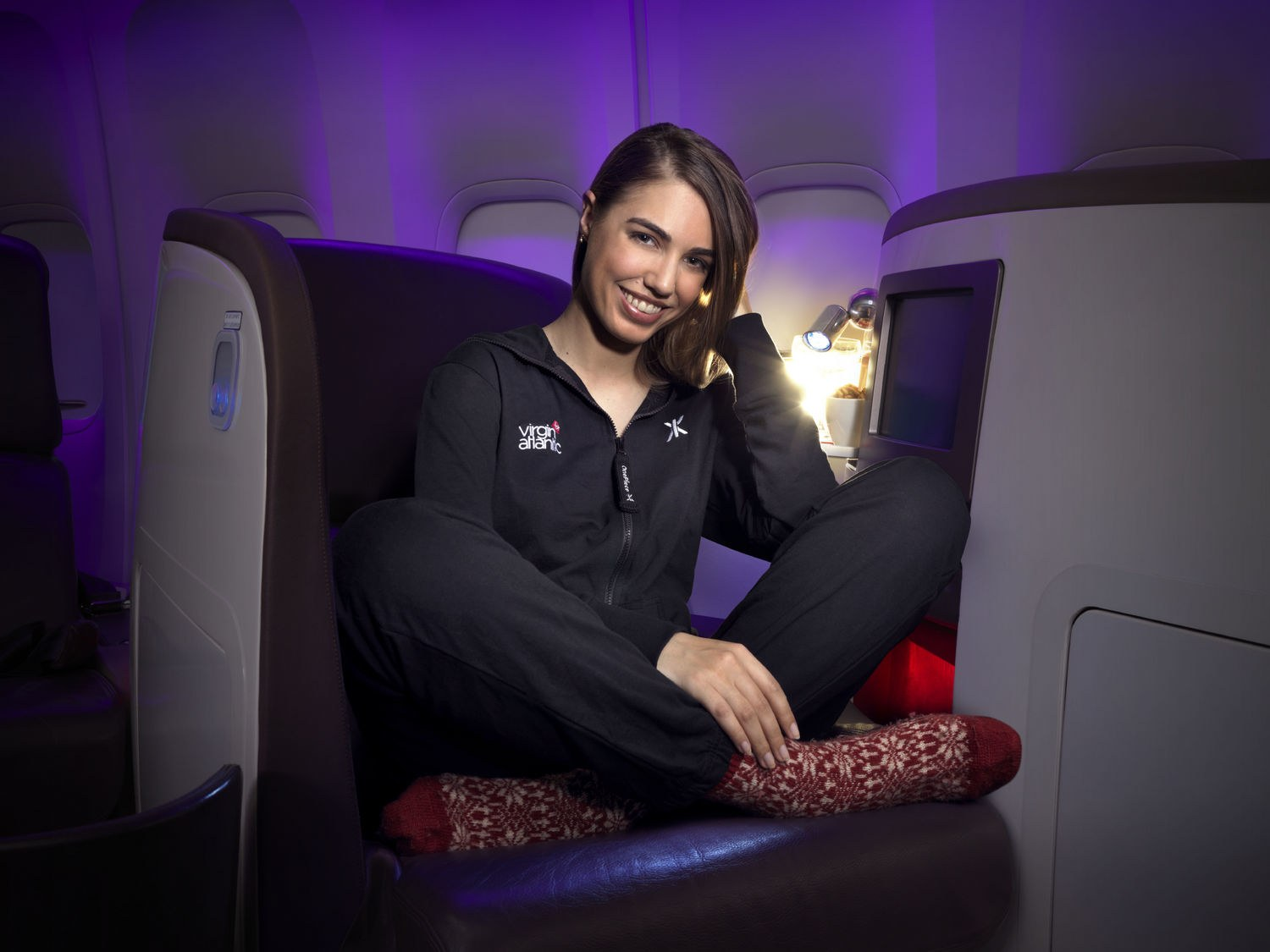 Virgin Atlantic Onesie