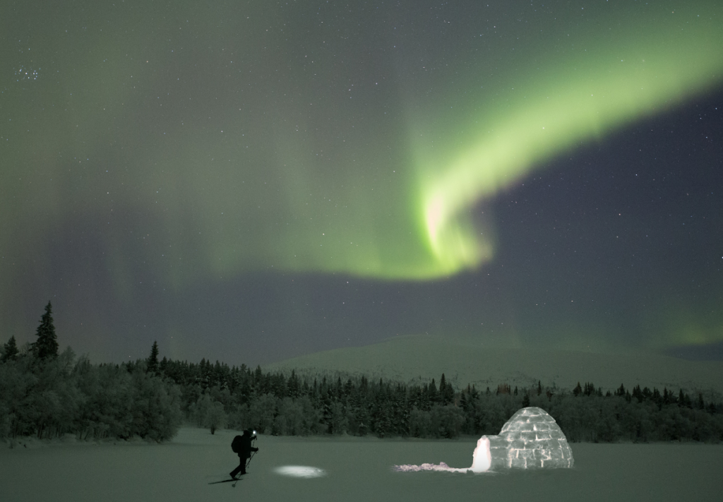 The Northern Lights and Spectacular Bucket Lists