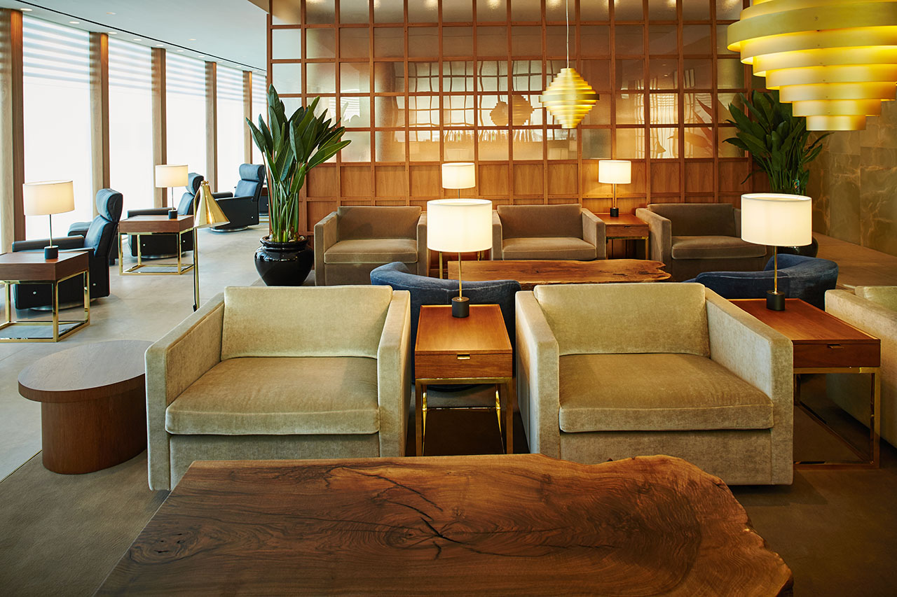 Cathay Pacific Heathrow Lounge - the best lounges at Heathrow