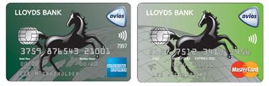Lloyds Avios Rewards Credit Card