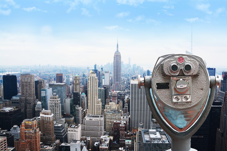 Bucket List Ideas New York Skyline