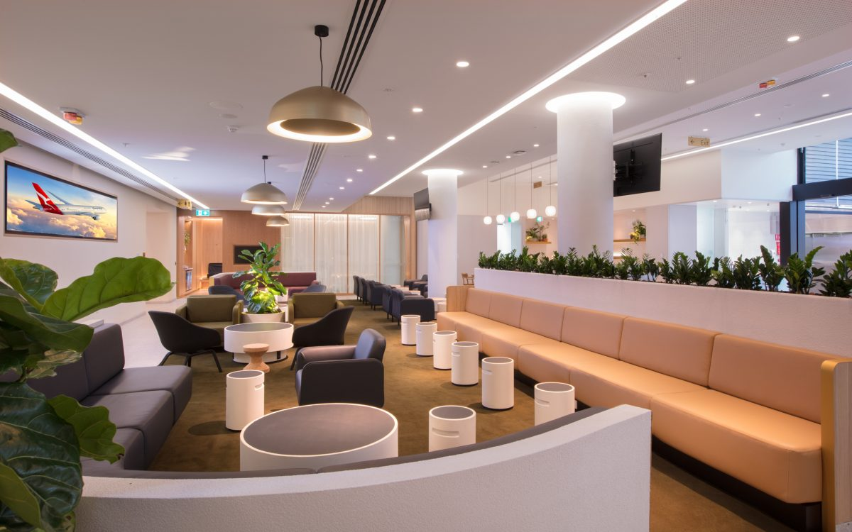 Perth International Transit Lounge