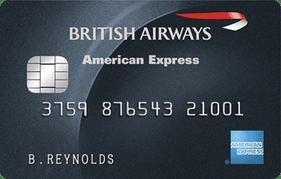British Airways Premium Plus Credit Card