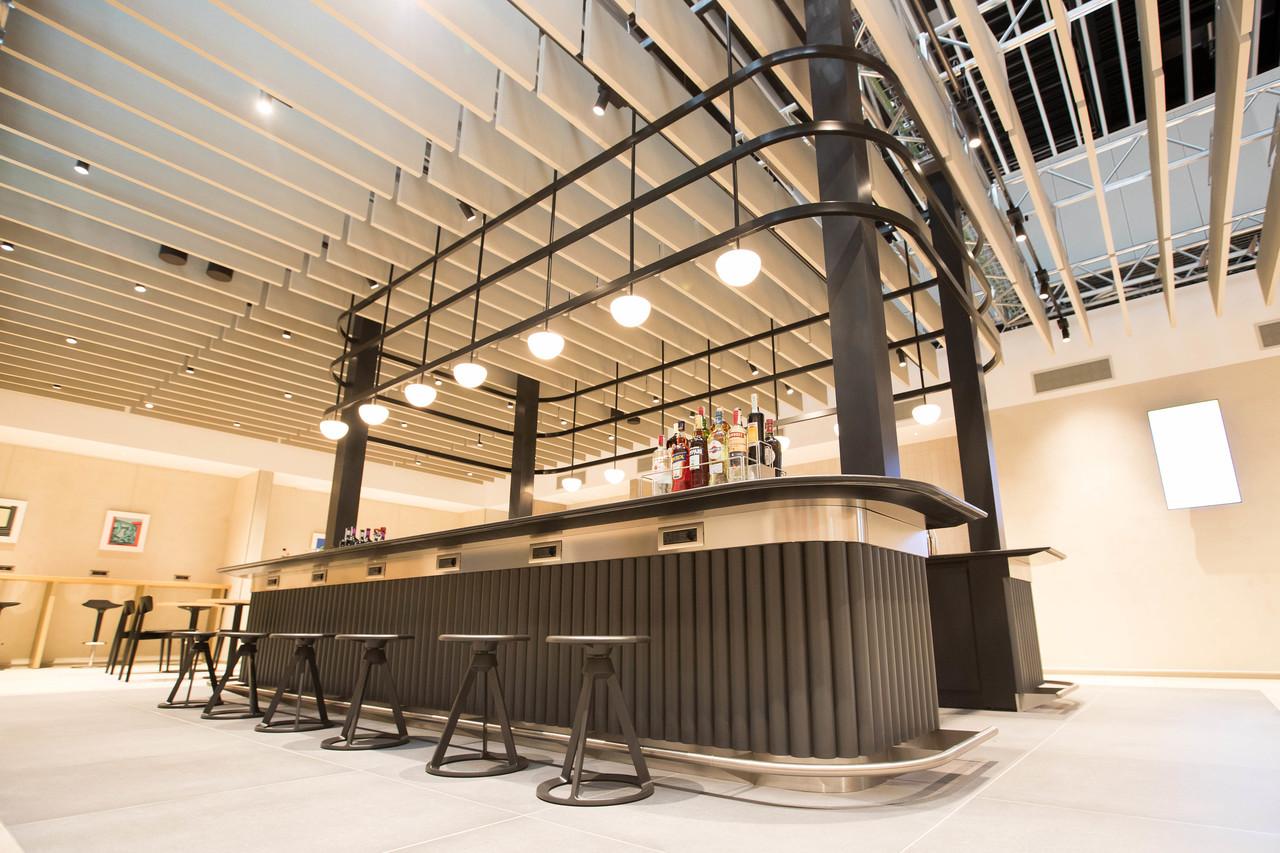 British Airways Fiumicino Lounge