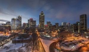 Business Class flights to Montreal