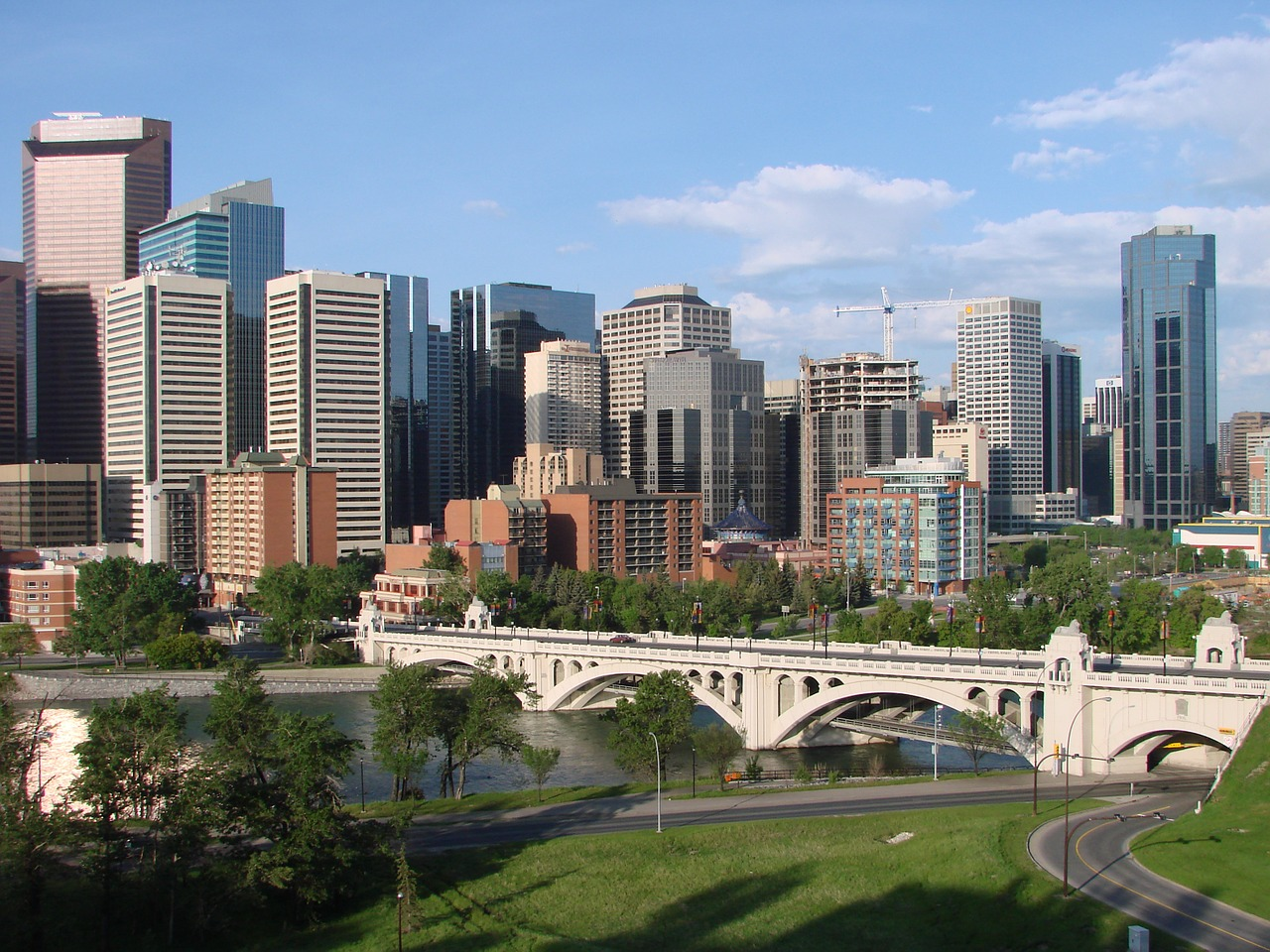 Business Class Flights to Calgary