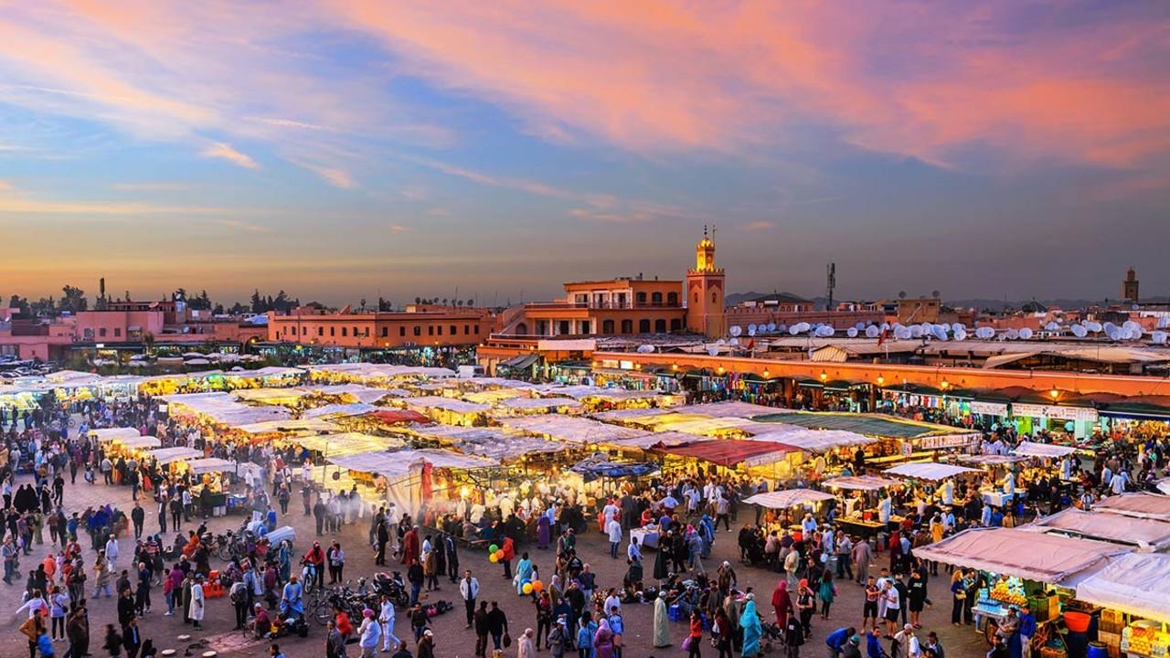 British Airways flights to Marrakech